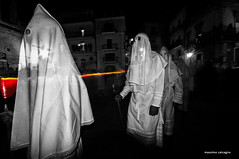 Holy Week in Palagonia 2013 (Massilo) Tags: shadow red people nikon sicily catania sicilia semanasanta holyweek confraternita settimanasanta religione fratelli congregazione palagonia fantasmi nikond90 mygearandme