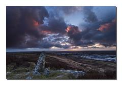 Sky magic (Simon Bone Photography) Tags: sky sun pool clouds cornwall hill redruth carnbrea skymagic cornishsunsets canonef1740mmlf4 canoneos5dmkii hitechnd09reversegrad wwwsimonbonephotographycouk