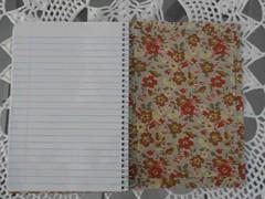 acabamento caderno (Vaness@_@) Tags: caderno acabamento patchworkembutido