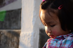 (ajinkya chabukswar) Tags: portrait girl kids kid child tibet littlegirl tenzin tibetangirl