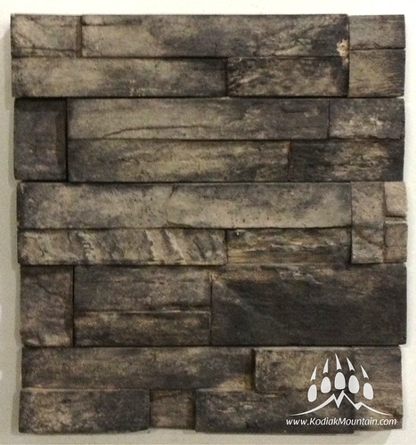 Stack Stone (Color: Walnut)