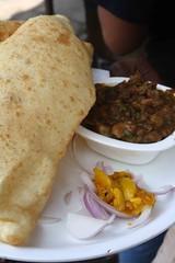 Food of Delhi (Mayank Austen Soofi) Tags: delhi walla bhatura chhola