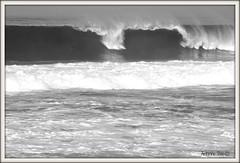 Mar com sequência (antoninodias13) Tags: portugal mar alentejo ondas sequência costaalentejana mygearandme mygearandmepremium rememberthatmomentlevel1 oceanoatlânticosantoandré