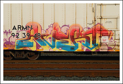Mad Fire, Kid! (All Seeing) Tags: up unionpacific velcro ftm mfk uprr chilledexpress paser iok ekzam