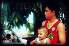 Siblings (Dice7 Photography) Tags: philippines siblings filipino pagadiancity zamboangadelsur pagadianbusstop