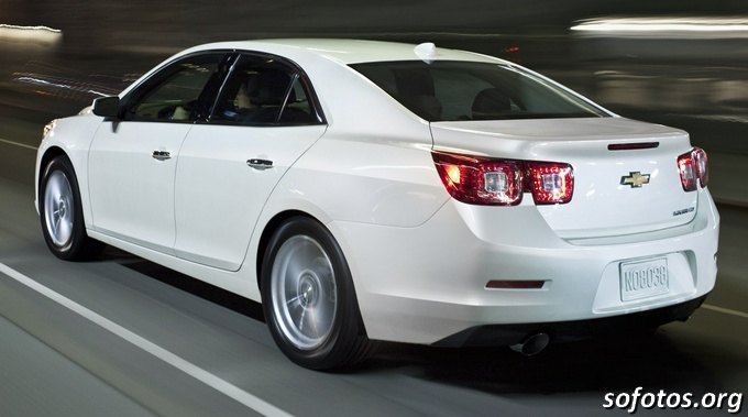 Chevrolet Malibu 2013 Branco