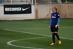 Ashlyn Harris - 22 (ssandralunaa) Tags: sports photography action soccer uswnt skybluefc nwsl washingtonspirit
