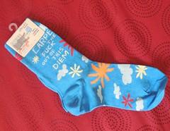 Warhol Museum (neshachan) Tags: warholmuseum warhol pittsburghpa pittsburgh socks carpediem