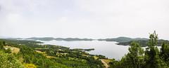 Lake Plastiras Panorama (Ava Babili) Tags: lake lakeplastiras tavropos λίμνηπλαστήρα ταυρωπόσ artificiallake waterreservoir karditsa greece nature καρδίτσα tavroposreservoir panorama challengeyouwinner