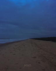 Dawn at Ramapuram Beach, Chirala (siddharthx) Tags: instagramapp square squareformat iphoneography uploaded:by=instagram outdoor sand shore landscape seaside beach coast bay bengal bayofbengal dawn peaceful serenelandscapes serene pristinebeaches india