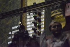 Catedral de vila - rgano Evangelio (Buxtejor) Tags: rgano organ orgue orgel vila