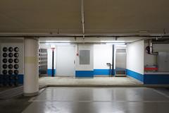 parkhaus city - basel (al_st) Tags: parking garage prakhaus basel architecture light colour underground concrete abstract
