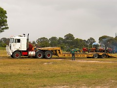 photo by secret squirrel (secret squirrel6) Tags: craigjohnsontruckphotos kenworth heyfield country rurakaustralia cabover coe rally vintage