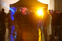 P1840152 Leise Disco (tottr) Tags: leisedisco silentdisco bwusst marktplatz kopfhrer headphones headphone 2016 september musik music party peterglselstiftung detmold germany marketsquare pokutmusic