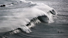 Bombora (landsendula) Tags: bombora reefbreak surfing australiansurfingslang bommie ocean wildwaves blowback nikond300 7002000mmf28 power