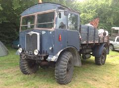 A.E.C. Matador 0853 Artillery Truck (andreboeni) Tags: classic historic commercial vehicle truck lorry hgv camion aec leyland matador 0853 artillery tractor