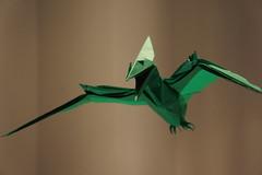 Pteranodon (Juanfran Carrillo) Tags: origami paperfolding paper papiroflexia papel fumiaki kawahata