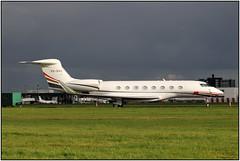 IMG_0041FL4 (Gerry McL) Tags: gulfstream g650 650 vqbnz glasgow scotland jordanian government stormy