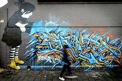 """Spill"" | Street Art Graffiti | Fitzroy | Melbourne | Victoria | Australia (Ben Molloy Photography) Tags: spill | street art graffiti fitzroy melbourne victoria australia"