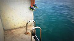 summer leftovers... (Love me tender .**..*) Tags: dimitra kirgiannaki dimitrakirgiannaki photography greece colors sea legs lander floisvos europe september 2016 summerleftovers greek man         samsung mobileshots