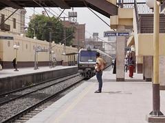 Estación Mar Girgis, El Cairo, Egipto
