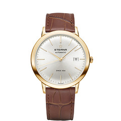 Eterna Eternity for Him Automatic (Your Watch Hub) Tags: 40mm automatic eternity men movementsellitasw2001 pricebetween1000and2500 reference270041101383 reference270056111391 swissmade
