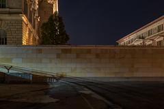And we thought we ruled the world (Markus Lehr) Tags: wall palaces lightandshadows urbanspace longexposure nightshot markuslehr