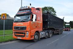 M. Way & Son Ltd Volvo FH Globetrotter Bulk Tipper F6 MTB (5asideHero) Tags: m way son ltd volvo fh globetrotter bulk tipper f6 mtb