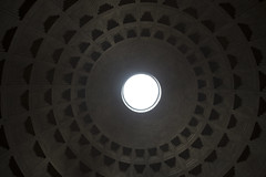IMG_0103 (awebbMHAcad) Tags: italy underexposure abstract pattern texture architecture building buildings rome pantheon hole