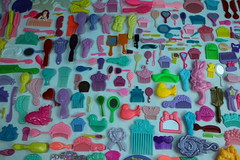 Do you remember when..... (raining rita) Tags: dolls toy hairbrushes threebagsfull twobagsnotshown