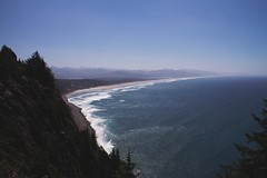 (Coralee Annibal) Tags: landscape oregon oregoncoast ocean coast westcoast nature outdoors oswaldwest statepark blue oswaldweststatepark exploreoregon coastline