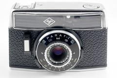 Agfa Parat-I (Jrg Krger) Tags: 35mm compactcamera analog vintage agfa parati halfframe apotar