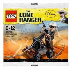 Toy Fair 2013 LEGO The Lone Ranger Pump Car (IdleHandsBlog) Tags: toys disney movies collectibles legoloneranger toyfair2013