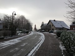 Strae meiner Tante (shaza sha) Tags: winter snow nature outside killingtime ablenkung hometownlove