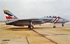 163894  F-14D  VF-2  NE-100 (RedRipper24) Tags: andrews f14 naf adw f14tomcat andrewsafb kadw naframp