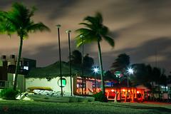 Sex on the beach (Zapkus) Tags: nightphotography beach night landscape mexico cancun rudakius
