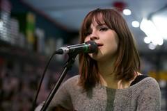 Gabrielle Aplin @ Banquet Records (abi.d) Tags: guitar singer instore kingstonuponthames banquetrecords gabrielleaplin