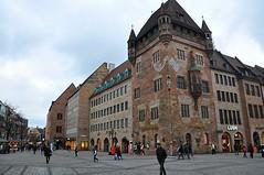 Nuremberg (sfPhotocraft) Tags: city germany europe nuremberg lush 2013 germancity rebuiltcity