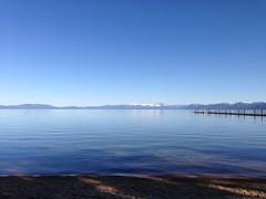 Sunday morning at South Lake Tahoe.