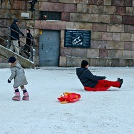 View Stockholm Winter – 9 →