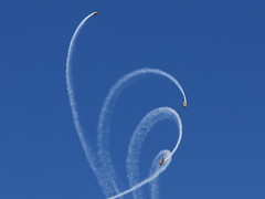 Weekend air show (Home Land & Sea) Tags: show blue newzealand sky air nz napier sonycybershot hawkesbay rnzaf explored 2013 artdecoweekend redcheckers aerobaticdisplay homelandsea dschx100v