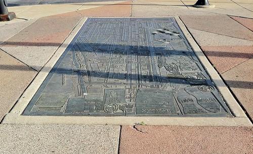 Bronzeville Street Map