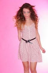 603305_385451481523717_2083314286_n (rebekahamarine) Tags: pink fashion germany model marine dress rebekah amputee