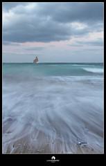 A vida vem em ondas. Como um mar. (Juan Juanatey) Tags: ibiza benirrás