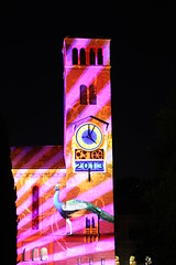 LUMINOUSnight #01 (Wonder Westie) Tags: canon eos australia wa uwa winthrophall luminousnight