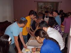 Challah Baking July 2012 022