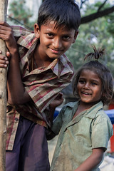 India 2012 (#Hani#) Tags: portrait india smile children fun poor kinder hyderabad cocuklar indien slum armut mutluluk ragmen fakirlik herseye