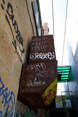Same - Oreks and Others (www.TheBombersDream.com) Tags: toronto graffiti globe same etc oreks