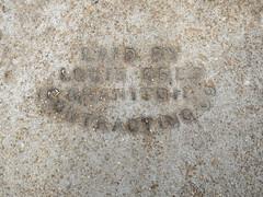 Laid by Louis Oreo Granitoid (pasa47) Tags: stlouis stlouiscity cityofstlouis city 2013 mo 392013 missouri march stl