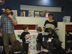 Visita escolar: Bulbos. Colexio Santa M do Mar (Bibliotecas Municipais da Corua) Tags: infantil bulbos 5anos 5aos visitasescolares bforum marzo2013